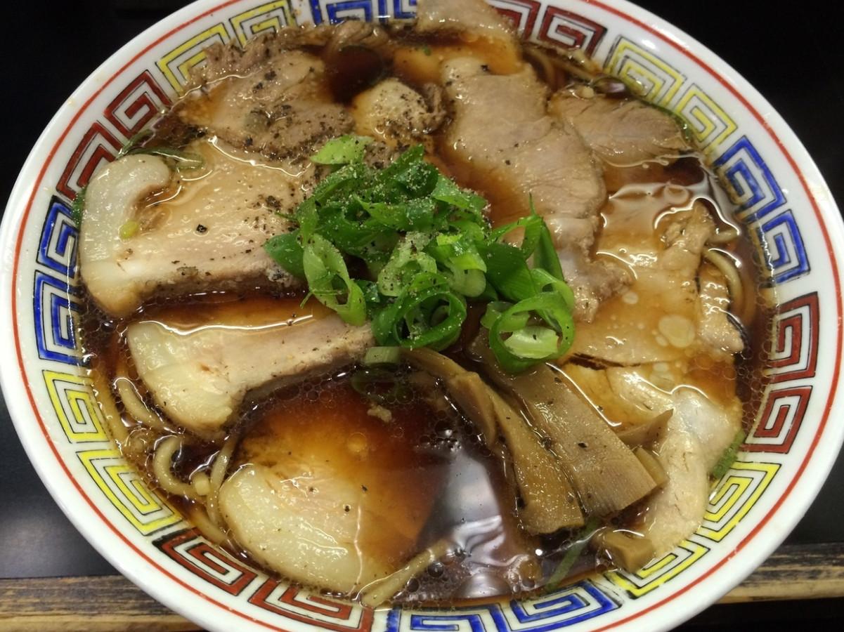 【大阪市内中心】激ウマ!大阪のあっさり醤油ラーメン7選(清湯スープ)
