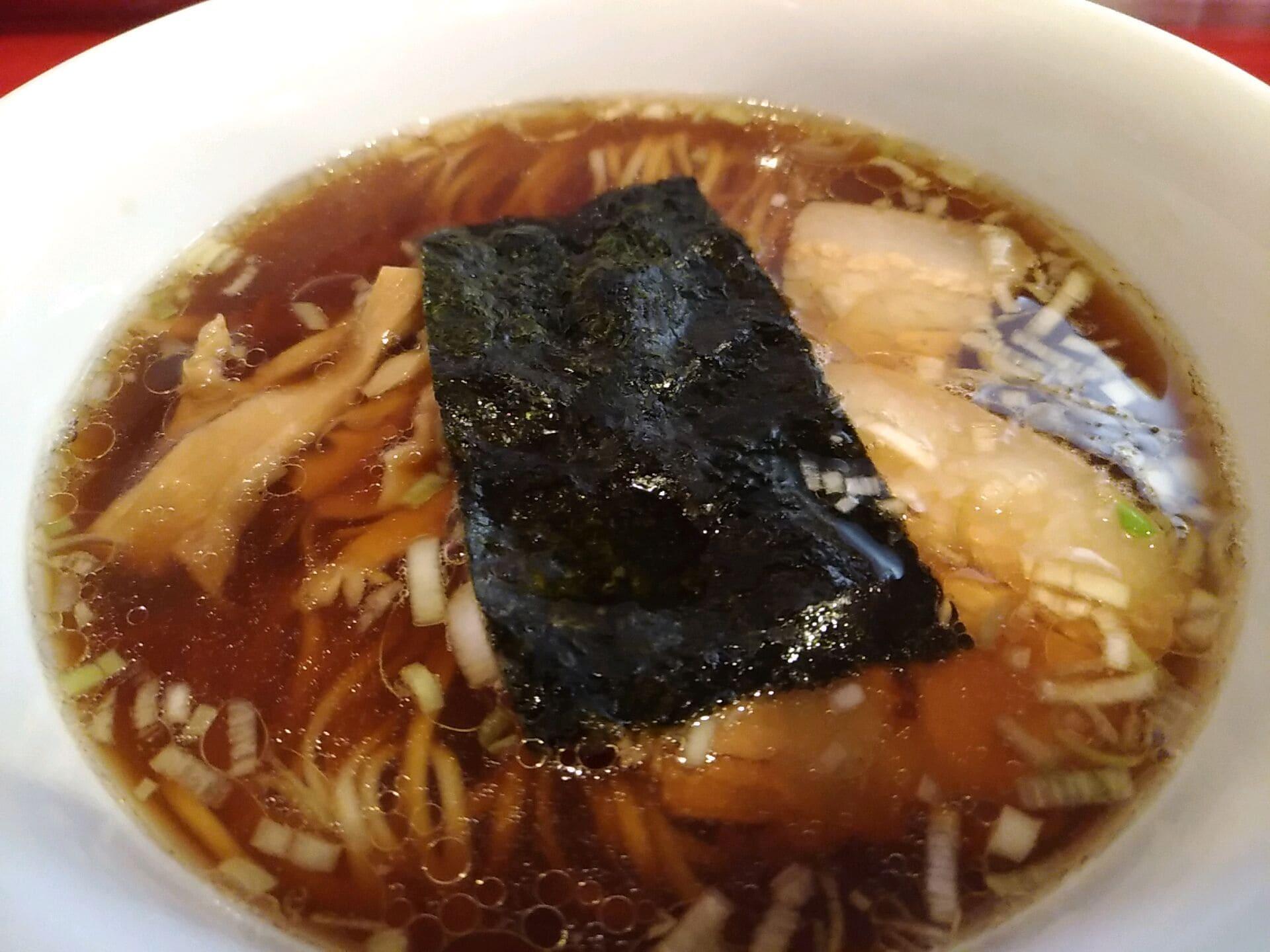 【西大橋】カドヤ食堂 本店さんに行ってきました【醤油ラーメン】